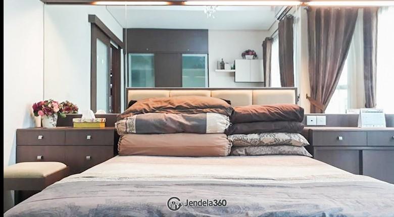 Bedroom Thamrin Residence Apartment