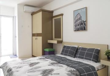 Bassura City Apartment Studio View Pool