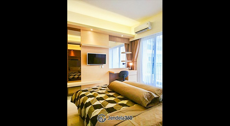 Bedroom Apartemen Galeri Ciumbuleuit Apartment