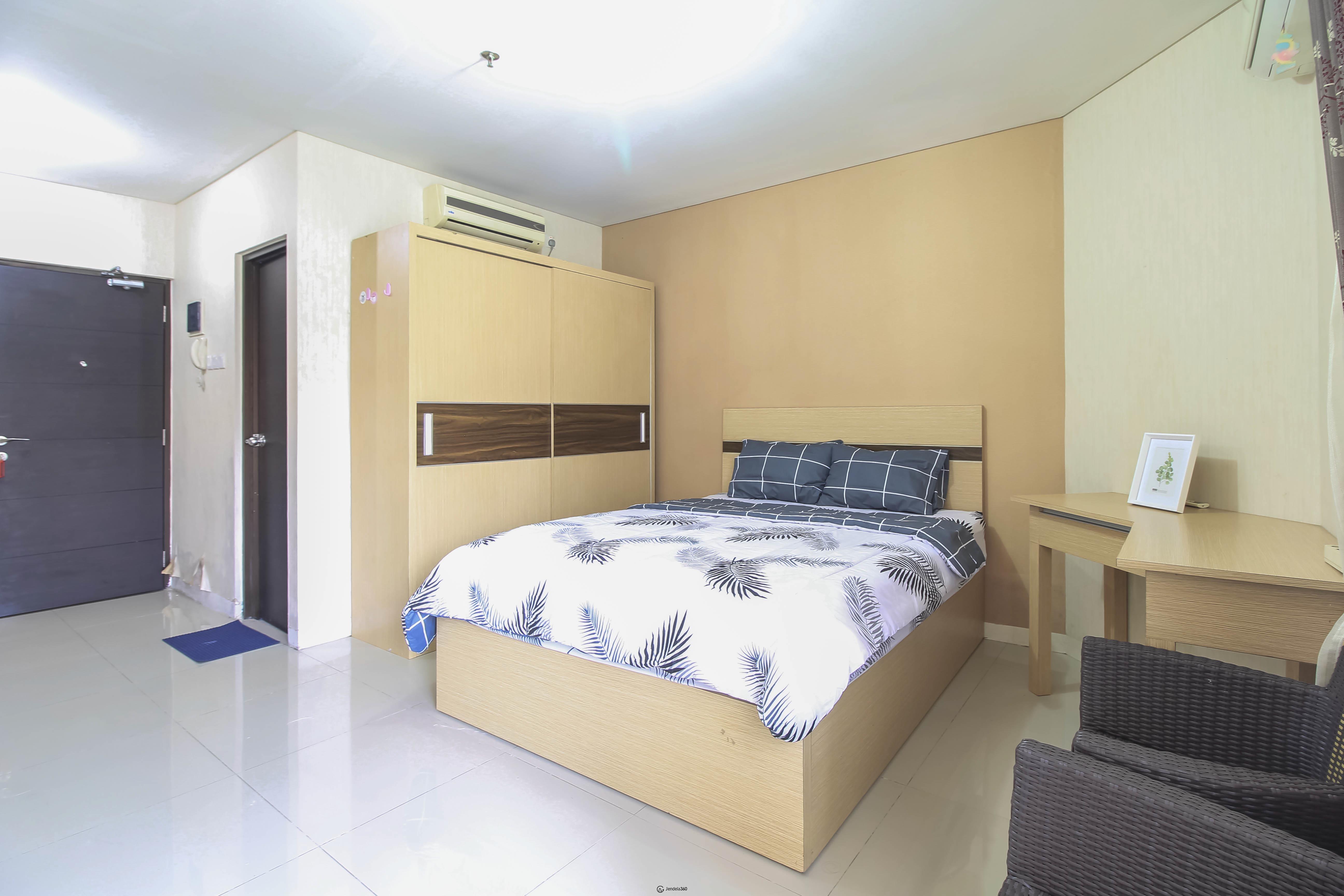 Bedroom Apartemen Tamansari Semanggi Apartment