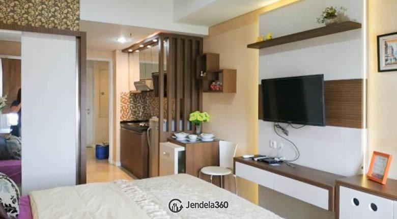 Bedroom Metro Park Residence Apartment
