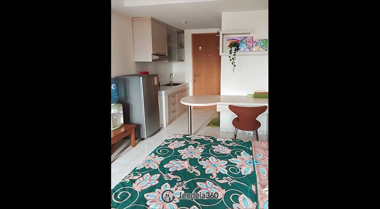Bedroom Margonda Residence 2 Apartment