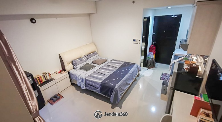 Bedroom Skyline Paramount Serpong Apartment
