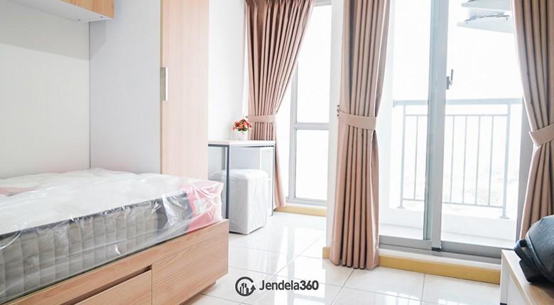Bedroom Apartemen M-Town Residence Serpong