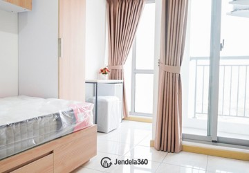 M-Town Residence Serpong Studio Fully Furnished