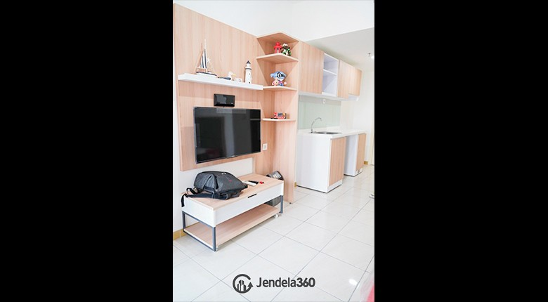 Bedroom M-Town Residence Serpong Apartment