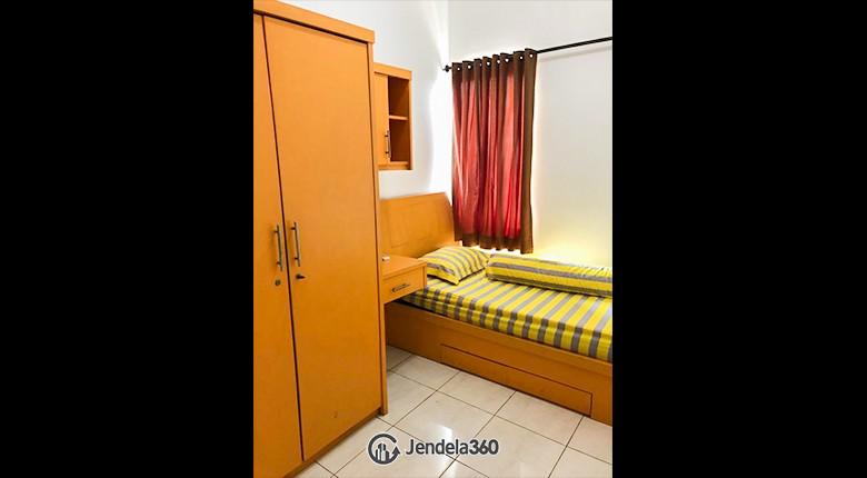 Bedroom Apartemen Sudirman Park Apartment