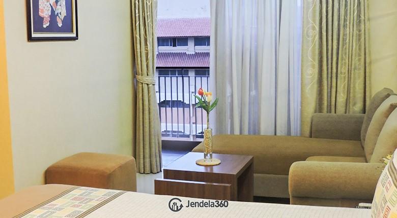 Bedroom Tamansari Semanggi Apartment Apartment
