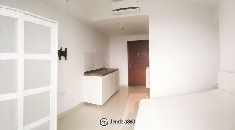 Bedroom Apartemen The Crest West Vista Puri