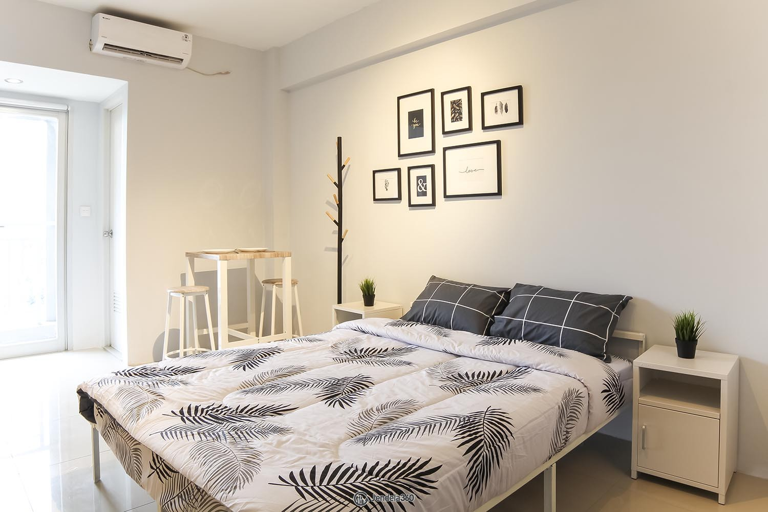 Bedroom Bintaro Park View