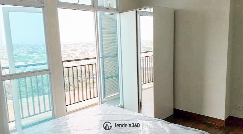 Bedroom Apartemen Puri Orchard Apartment