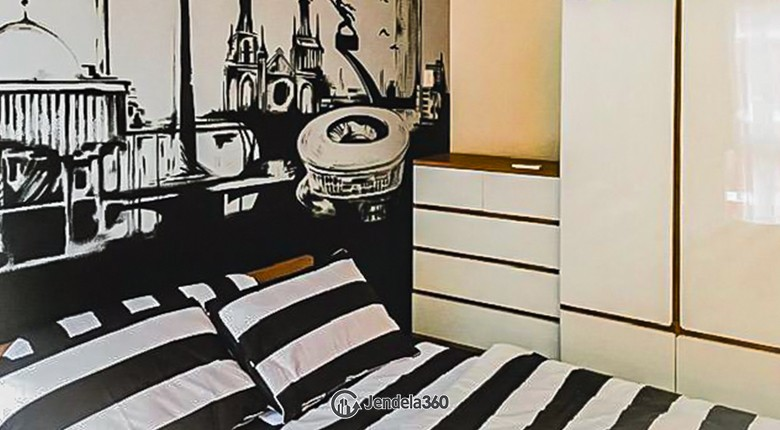 Bedroom Pejaten Park Residence Apartment