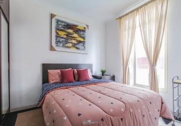 Gardenia Boulevard Apartment 1BR Fully Furnished