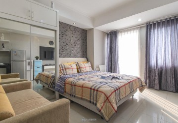 Royal Mediterania Garden Residence Studio Fully Furnished