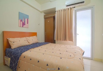 Green Pramuka City Apartment Studio Fully Furnished