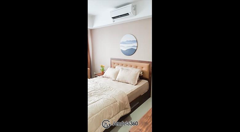 Bedroom Apartemen Bintaro Plaza Residence
