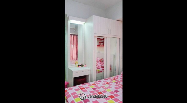 Bedroom Apartemen Taman Melati Margonda Apartment