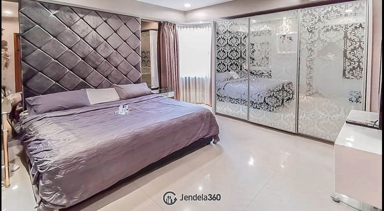 Bedroom Apartemen Sudirman Tower Condominium (Aryaduta Suites Semanggi)