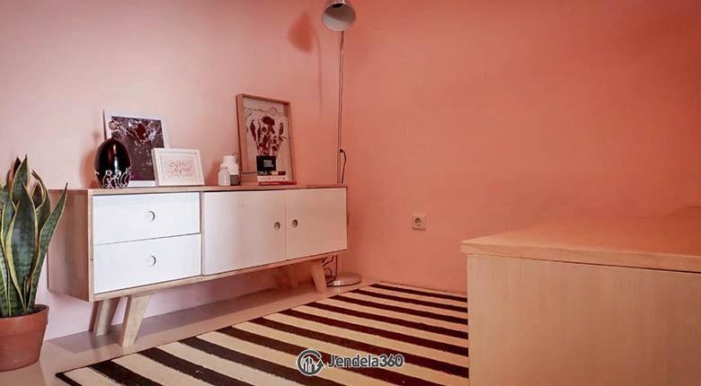 Bedroom Bintaro Park View Apartment