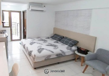 Kebagusan City Apartment 1BR Fully Furnished