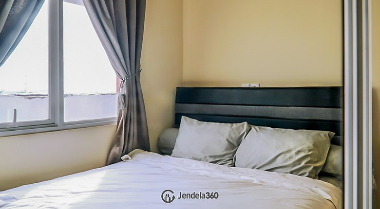 Bedroom Apartemen Bandara City Apartment