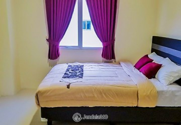 Bandara City Apartment 2BR Fully Furnished