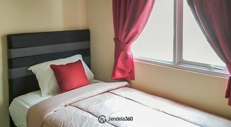 Bedroom Bandara City Apartment