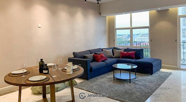 Bedroom Menteng Executive Apartment Apartment