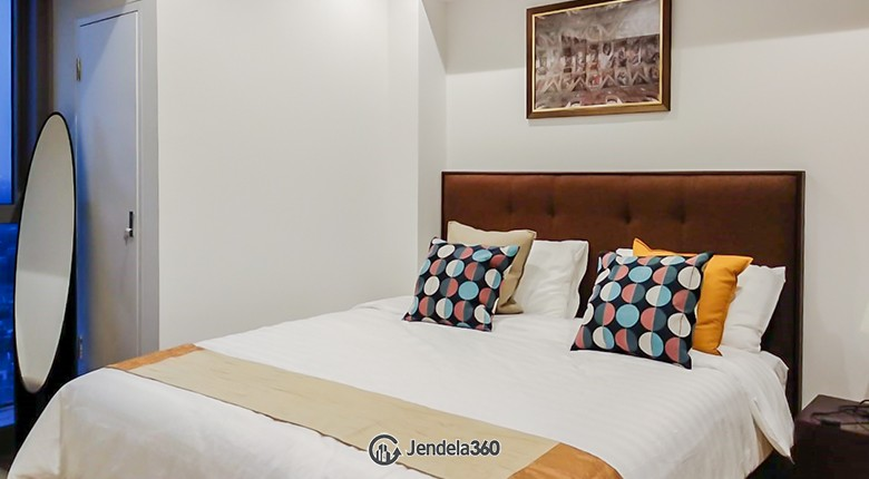 Bedroom Apartemen Branz BSD Apartment