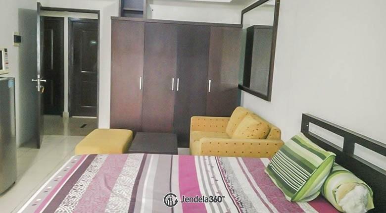 Bedroom Metropark Condominium