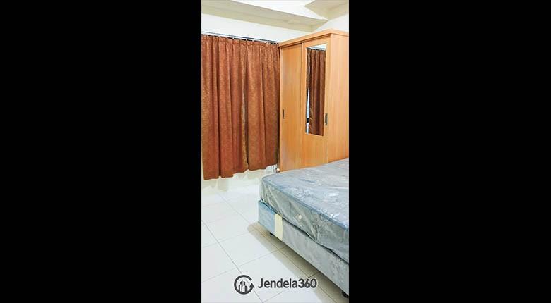 Bedroom Salemba Residence Apartment