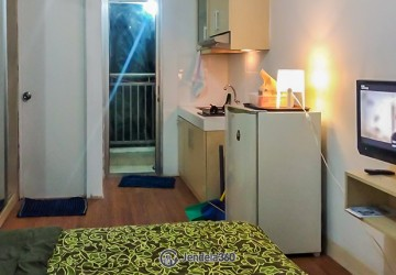 Kalibata City Green Palace Studio Fully Furnished