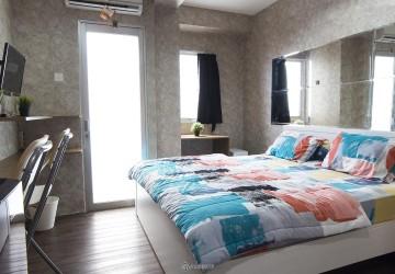 Pakubuwono Terrace Studio Fully Furnished