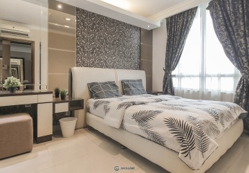 Kuningan City (Denpasar Residence) 1BR Fully Furnished