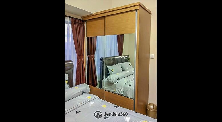 Bedroom Tamansari Mahogany Apartment Apartment