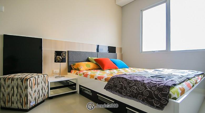 Bedroom Cosmo Terrace - Thamrin City Apartment
