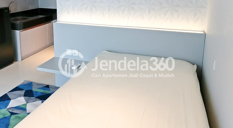 Bedroom Apartemen Roseville SOHO & Suites
