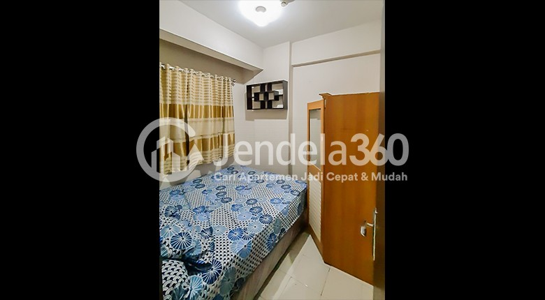 Bedroom Sunter Park View Apartment