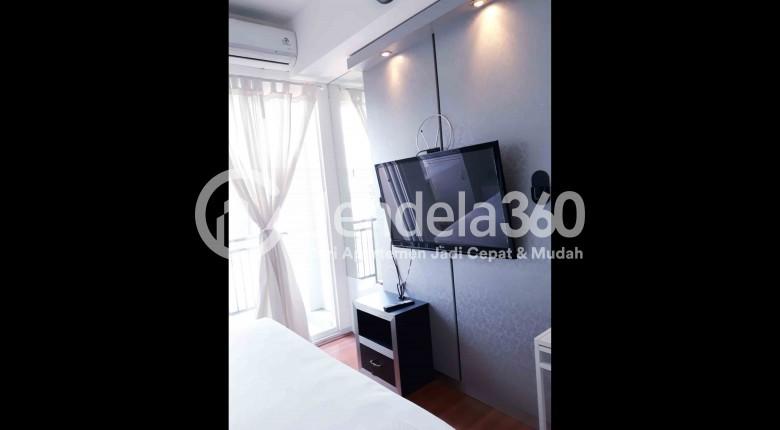 Bedroom Apartemen Akasa Pure Living Apartment