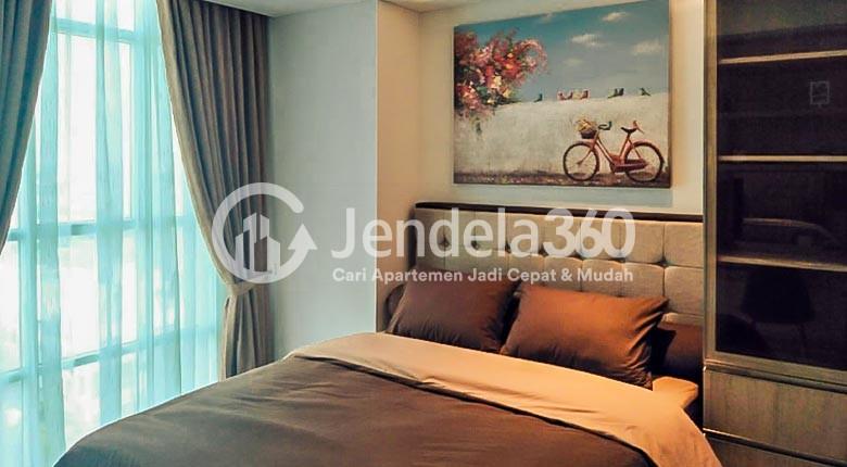Bedroom Apartemen Roseville SOHO & Suites