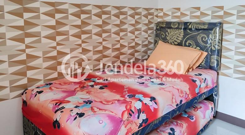 Bedroom Cinere Resort Apartment