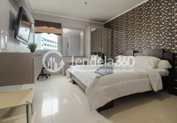 Sahid Sudirman Residence 1BR Fully Furnished