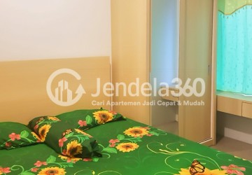 Tamansari Mahogany Apartment Studio Fully Furnished