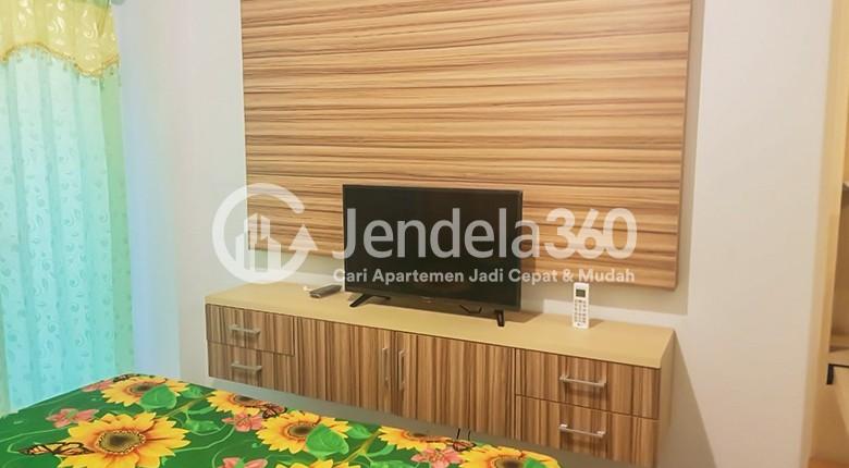 Bedroom Apartemen Tamansari Mahogany Apartment