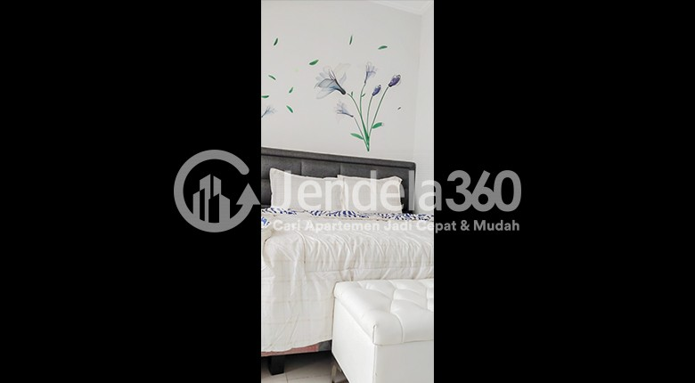 Bedroom The Mansion Kemayoran Jasmine Apartment
