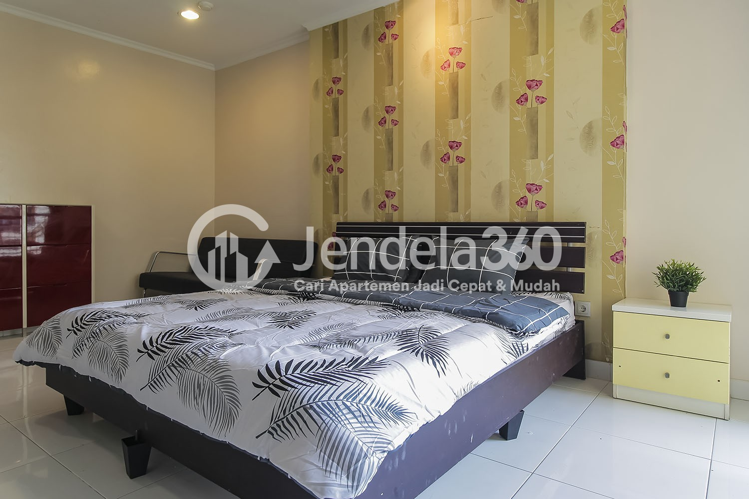 Bedroom Apartemen MOI City Home