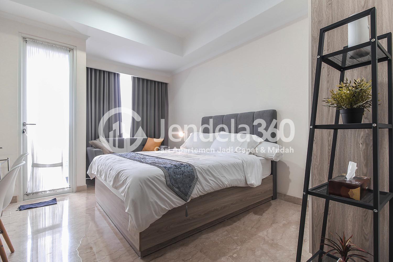 Bedroom Menteng Park Apartment