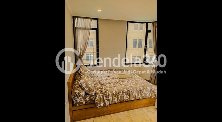 Bedroom Slipi Apartment