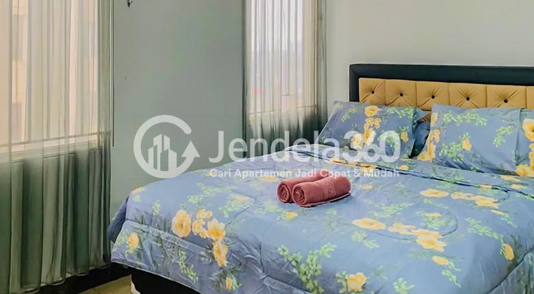 Bedroom Slipi Apartment Apartment
