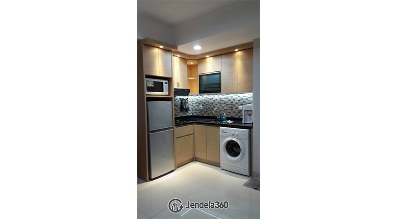 Dapur The Mansion Kemayoran Jasmine